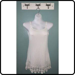 MONORENO ✰ Ivory Casual Dress or Bikini Coverup